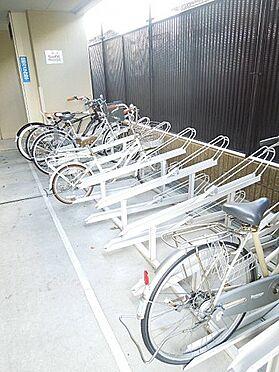 マンション(建物一部)-京都市下京区七条御所ノ内本町 駐輪スペースを完備