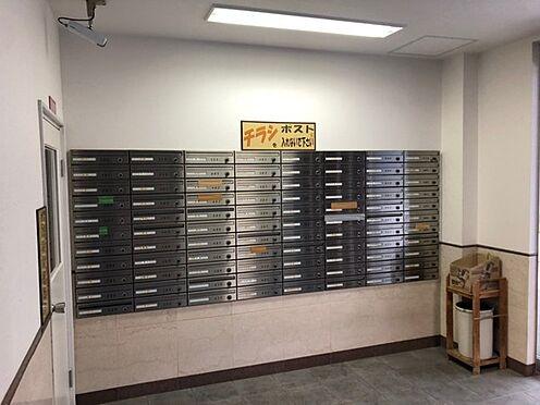 マンション(建物一部)-大阪市旭区生江1丁目 防犯カメラも設置済み