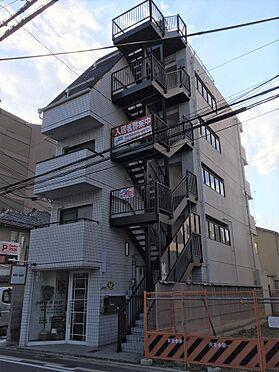 一棟マンション-京都市中京区天守町 外観
