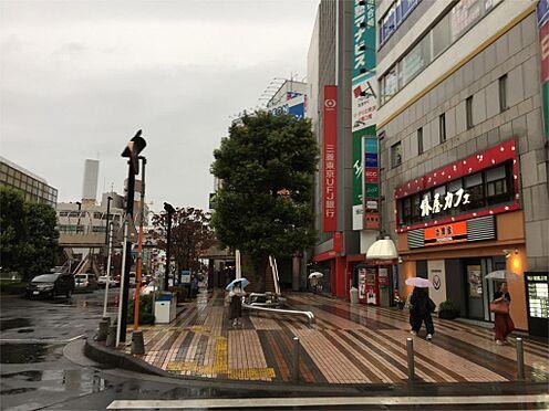 マンション(建物一部)-所沢市南住吉 三菱東京UFJ銀行 所沢支店(861m)