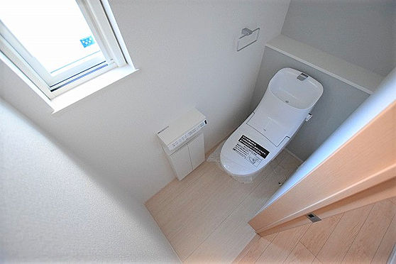 新築一戸建て-仙台市若林区大和町1丁目 トイレ