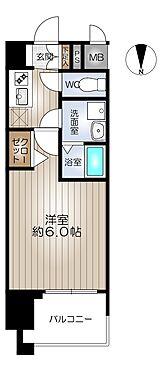 マンション(建物一部)-名古屋市東区東桜1丁目 間取り