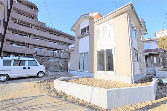 新築一戸建て-仙台市青葉区荒巻中央 外観