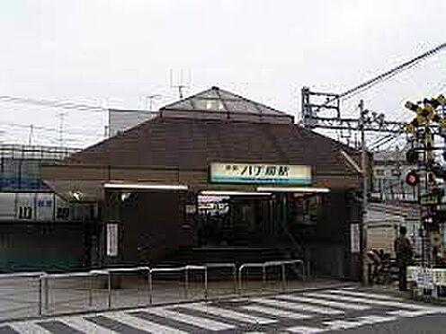 区分マンション-横浜市鶴見区尻手1丁目 八丁畷駅(JR 南武線) 徒歩13分。 980m