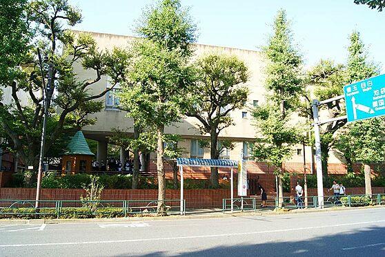 アパート-豊島区高田2丁目 【小学校】日本女子大学付属豊明小学校まで602m
