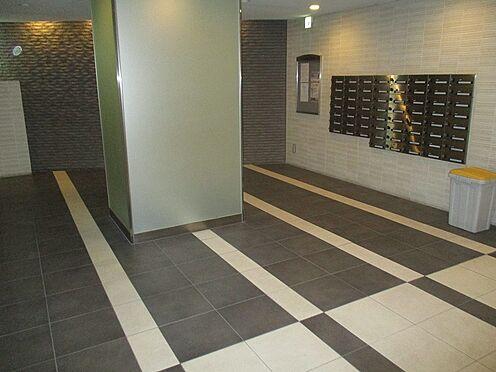 中古マンション-大阪市東成区玉津1丁目 エントランス内にあるメールボックスです