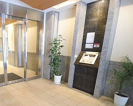 マンション(建物一部)-神戸市北区有馬町 エントランスにはオートロックがあり防犯性に配慮あり