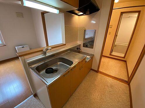 アパート-札幌市厚別区厚別西二条1丁目 キッチン