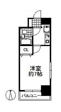 中古マンション-大阪市天王寺区大道2丁目 東南角部屋南向きバルコニーの1R