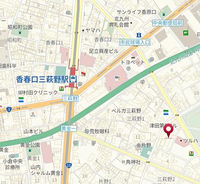 中古マンション-北九州市小倉北区三萩野2丁目 その他