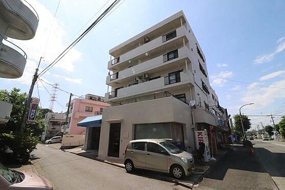 店舗事務所(建物一部)-町田市木曽東2丁目 南東側は歩道が整備されています