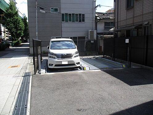 中古マンション-大阪市東成区中道2丁目 駐車場