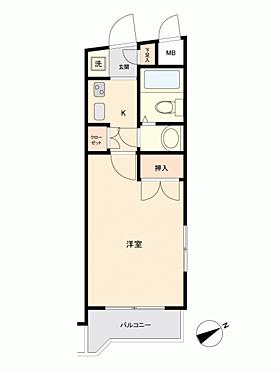 マンション(建物一部)-狛江市東和泉1丁目 間取り