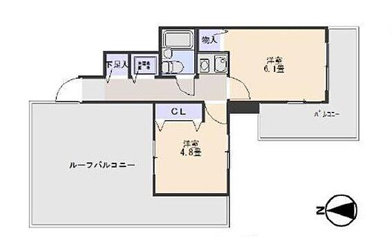 マンション(建物一部)-神戸市中央区生田町2丁目 広々ルーフバルコニーは必見