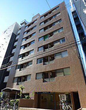 マンション(建物一部)-大阪市中央区安堂寺町2丁目 落ち着いた印象の外観