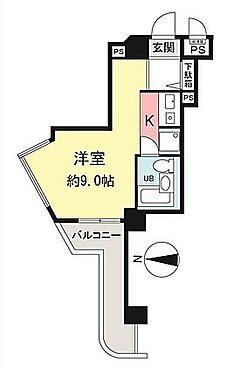 マンション(建物一部)-大阪市北区大淀南2丁目 間取り