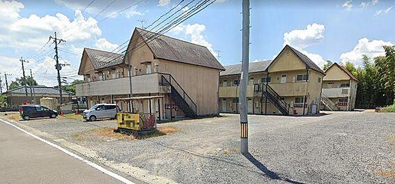 アパート-伊佐市大口里 外観