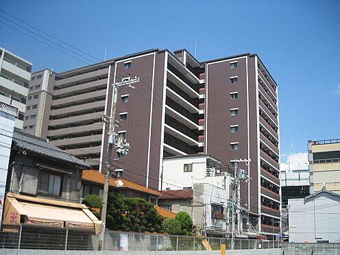 マンション(建物一部)-大阪市港区市岡1丁目 オシャレな外観。駅から徒歩圏内と便利な立地です。