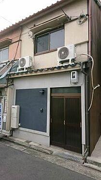 旅館-堺市堺区出島町4丁 前面道路広く目立ちます