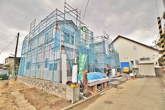 新築一戸建て-仙台市若林区南小泉1丁目 外観