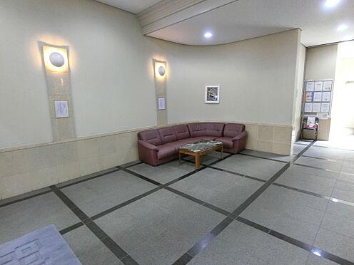 中古マンション-練馬区練馬1丁目 ゆとりのある広さのエントランスホール