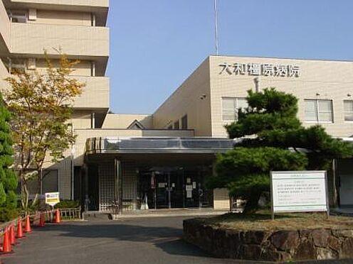 アパート-橿原市久米町 大和橿原病院 徒歩 約10分(約800m)