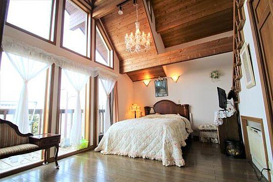 中古一戸建て-田方郡函南町畑 【洋室3】リビングに併設されている洋室。オーナー様はマスターベットルームとして利用しております。