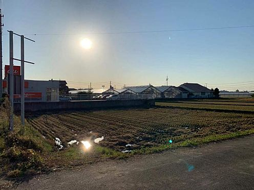 土地-みよし市三好町井ノ花 敷地面積約85坪超えで広々お使いいただけます。