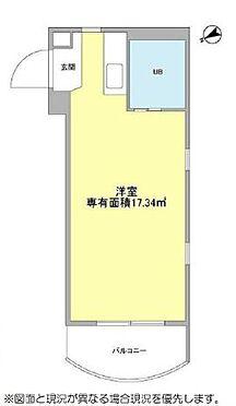 マンション(建物一部)-武蔵野市中町3丁目 間取り