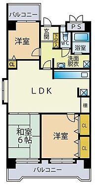 区分マンション-北九州市八幡東区中央1丁目 2021年11月水回り・内装リフォーム予定!