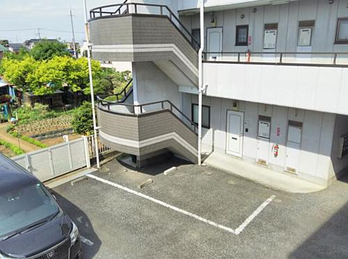 マンション(建物全部)-日高市大字高萩 駐車場