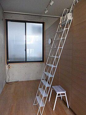 マンション(建物全部)-新宿区中落合2丁目 居間