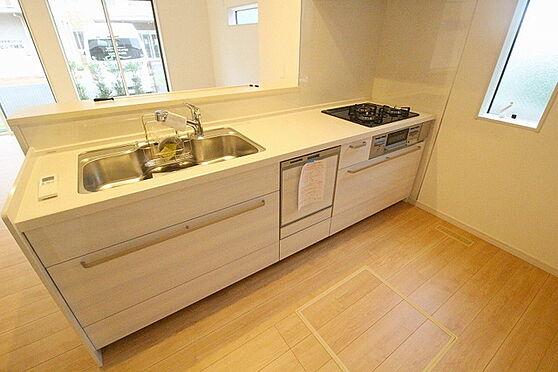 新築一戸建て-練馬区西大泉2丁目 キッチン