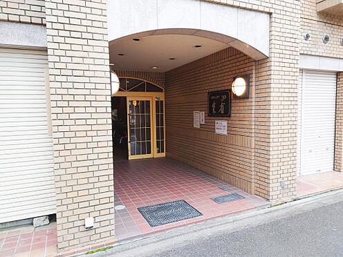 区分マンション-京都市中京区西ノ京勧学院町 エントランス