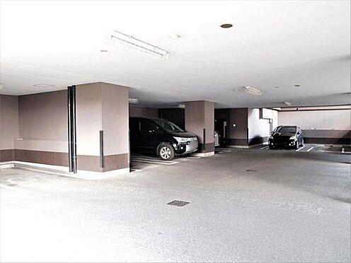 マンション(建物一部)-名古屋市天白区古川町 共用部 平面駐車場  H30.4月撮影