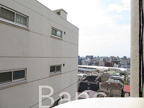 中古マンション-品川区旗の台2丁目 バルコニーからの眺望です