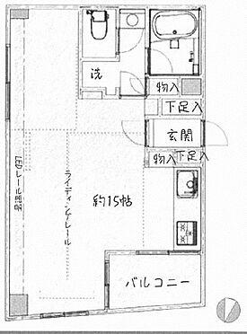 中古マンション-横浜市南区南太田1丁目 間取り