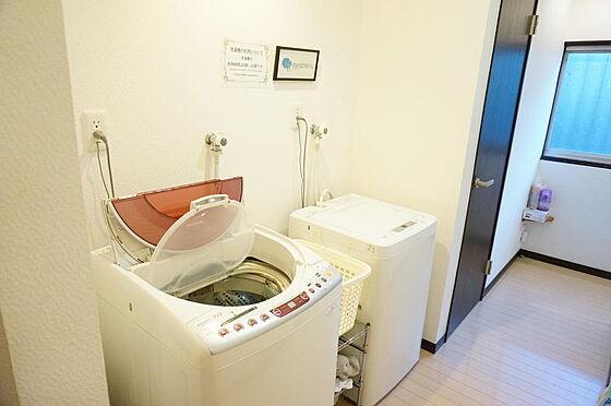 アパート-横浜市磯子区森2丁目 洗濯スペース
