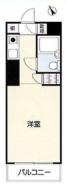 マンション(建物一部)-川崎市川崎区四谷上町 間取り