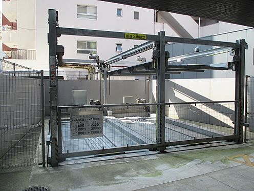 区分マンション-福岡市中央区荒戸1丁目 機械式駐車場5台