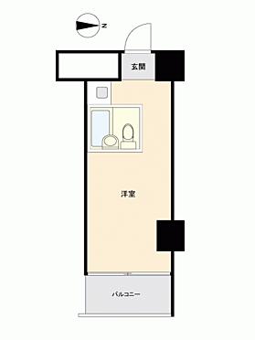 区分マンション-名古屋市中区栄1丁目 間取り
