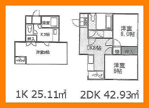 マンション(建物全部)-金沢市元菊町 間取り