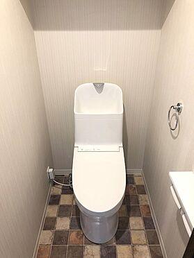 中古マンション-入間市高倉2丁目 トイレ