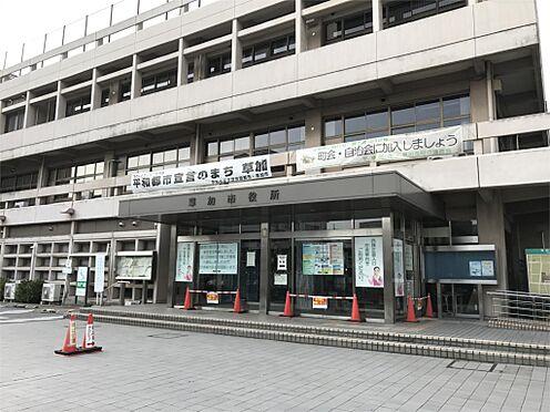 中古マンション-草加市谷塚1丁目 草加市役所(1784m)