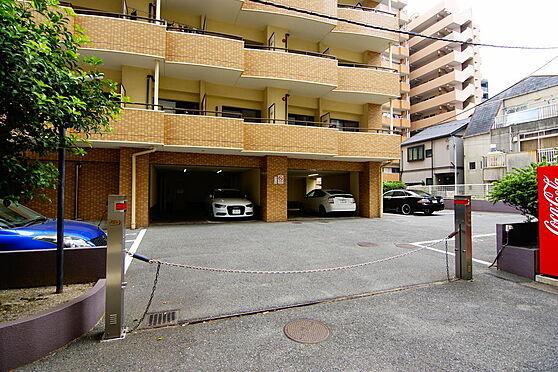 マンション(建物一部)-福岡市博多区博多駅前4丁目 駐車場