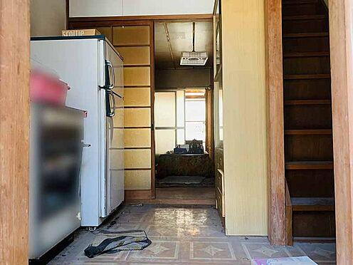 中古テラスハウス-京都市伏見区横大路下三栖山殿 玄関