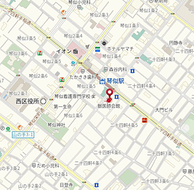 区分マンション-札幌市西区二十四軒4丁目 その他