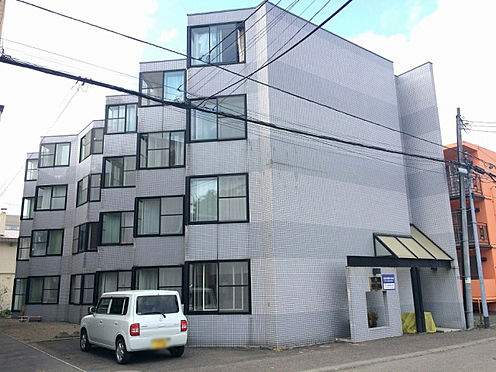 マンション(建物一部)-札幌市豊平区中の島二条8丁目 外観