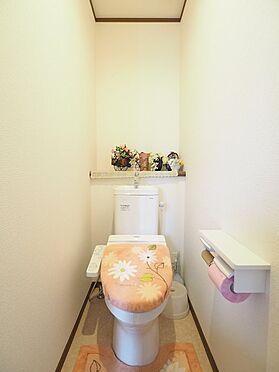 中古一戸建て-江戸川区東葛西3丁目 2階トイレ