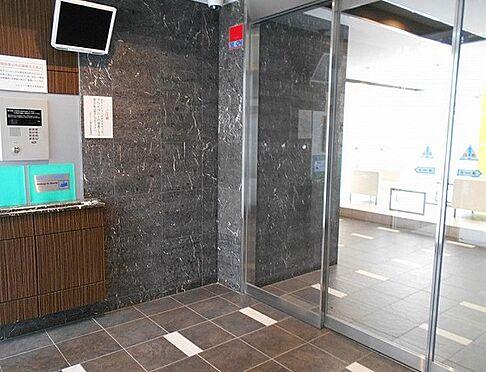 区分マンション-大阪市北区本庄西2丁目 防犯性にも配慮しています